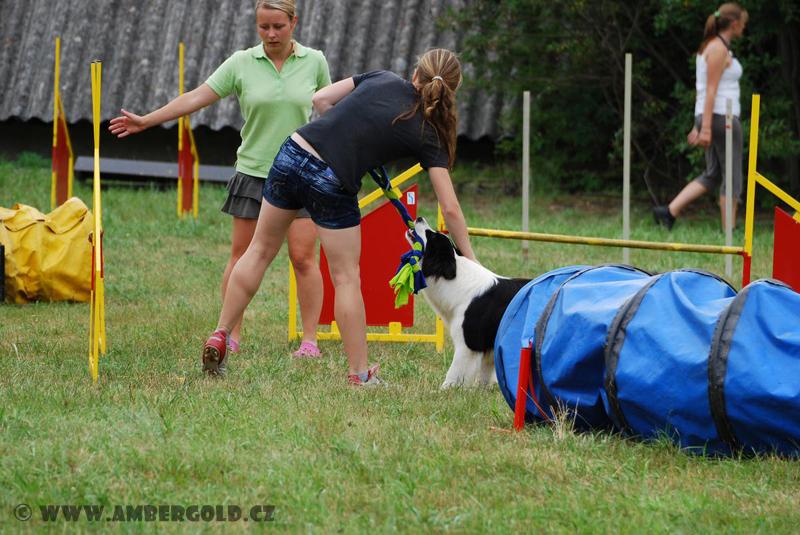 Letní výcvikový tábor Svojanov 2013