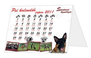 Překládací kalendář