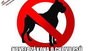Novela zákona o chovu psů na Slovensku