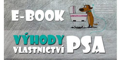 e-book: Výhody vlastnictví psa